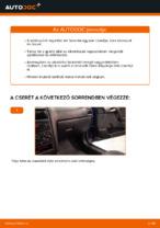 Hogyan cseréje és állítsuk be Utastér levegőszűrő: ingyenes pdf útmutató