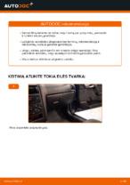 Automechanikų rekomendacijos OPEL Opel Astra g f48 1.6 (F08, F48) Lemputė, priekinis žibintas keitimui