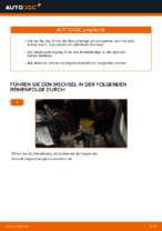 Montage Bremssteine FIAT DOBLO Cargo (223) - Schritt für Schritt Anleitung
