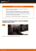 Innenraumfilter OPEL ASTRA | PDF Wechsel Tutorial