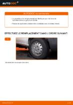 Changer Triangle de direction arrière et avant FIAT à domicile - manuel pdf en ligne