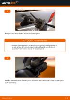 Comment remplacer les essuie-glaces arrière sur une MERCEDES-BENZ VITO W638