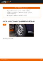 Undervogn og Bærearme workshop manualer online