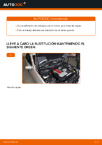 Manual mantenimiento MERCEDES-BENZ pdf