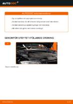 Steg-för-steg BMW 3 Touring (E46) reparationsguide