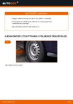 Mekanikerens anbefalinger om bytte av OPEL Opel Astra g f48 1.6 (F08, F48) Hovedlyskaster Pære