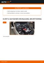 MERCEDES-BENZ huolto - käsikirja pdf