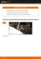Milloin vaihtaa Öljynsuodatin MERCEDES-BENZ VITO Bus (638): käsikirja pdf