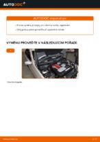 Dílenská příručka pro Mercedes S203