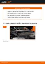 Como substituir o óleo do motor e um filtro de óleo em BMW 3 (E90)