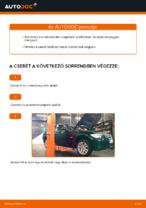 BMW 3 (E90) üzemanyagszűrő csere