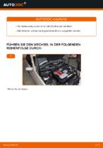Tipps von Automechanikern zum Wechsel von MERCEDES-BENZ Mercedes W203 C 180 1.8 Kompressor (203.046) Bremssattel