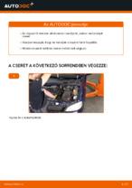 OPEL ASTRA Olajszűrő cseréje : ingyenes pdf