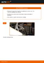 MERCEDES-BENZ VITO Bus (638) Bremžu uzlikas uzstādīšana - soli-pa-solim pamācības
