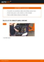 Schimbare Filtru ulei: pdf instrucțiuni pentru OPEL ASTRA