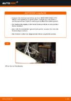 Schritt-für-Schritt-PDF-Tutorial zum Bremsscheiben-Austausch beim MERCEDES-BENZ VITO Bus (638)