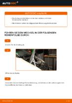 Reparatur- und Wartungsanleitung für Mercedes Vito W447
