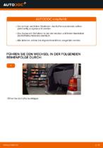 Werkstatthandbuch für Mercedes Vito Tourer online