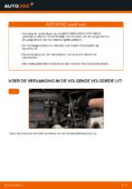 Remschijven veranderen MERCEDES-BENZ VITO: werkplaatshandboek