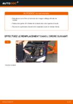 Comment remplacer l'huile moteur et un filtre à huile sur une OPEL ASTRA G (T98, F08, F48)