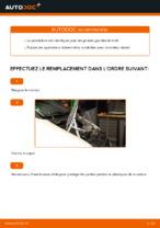 Manuel d'atelier Mercedes Vito W639 pdf