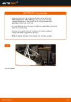Reemplazar Kit de frenos de disco MERCEDES-BENZ VITO: pdf gratis