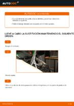 Tutorial de reparación y mantenimiento de Mercedes Vito Tourer