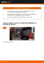 Guía de reparación paso a paso para Mercedes W638 Bus