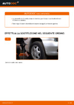 Manuale d'officina per MERCEDES-BENZ VITO online