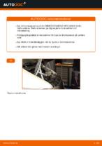 Bilmekanikers rekommendationer om att byta MERCEDES-BENZ Mercedes W638 Minibuss 108 CDI 2.2 (638.194) Huvudstrålkastare