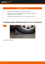 FORD - napraw instrukcje z ilustracjami