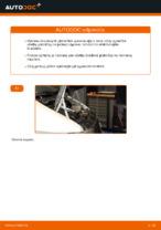Výmena Brzdové Platničky MERCEDES-BENZ VITO: dielenská príručka