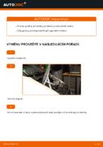 Výměna Přední světlomet: pdf návody pro MERCEDES-BENZ VITO
