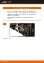 Πώς αλλαγη και ρυθμιζω Τακάκια Φρένων MERCEDES-BENZ VITO: οδηγός pdf