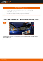 FORD - priročniki za popravilo z ilustracijami