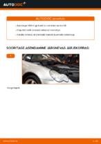 Mercedes W204 samm-sammuline remondijuhend