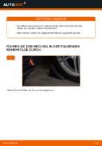 Montage Lenker Radaufhängung MERCEDES-BENZ E-CLASS (W210) - Schritt für Schritt Anleitung