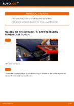 FORD-Reparaturanleitung mit bildlichen Darstellungen