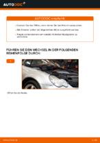 MERCEDES-BENZ C-CLASS (W203) Motorölfilter: Kostenlose Online-Anleitung zur Erneuerung