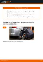 Auswechseln Fahrwerksfedern MERCEDES-BENZ VITO: PDF kostenlos
