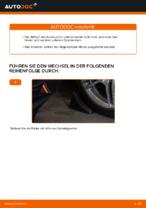 Empfehlungen des Automechanikers zum Wechsel von MERCEDES-BENZ Mercedes W210 E 220 CDI 2.2 (210.006) Bremsbeläge