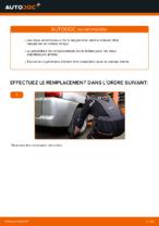 Comment remplacer les amortisseurs de suspension arrière sur une MERCEDES-BENZ VITO W638
