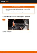 Lépésről lépésre javítási útmutató AUDI A6