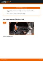 Kad mainīt Degvielas filtrs AUDI A6 (4F2, C6): pdf rokasgrāmata