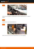 Wie Sie die vorderen Wischerblätter am Audi A6 C6_4F ersetzen
