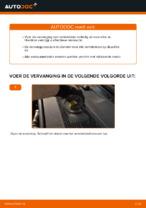 Online gratis instructies het Remblokkenset vervangen AUDI A6 (4F2, C6)