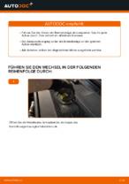 Bremsbeläge erneuern AUDI A6: Werkstatthandbücher
