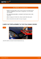 Learn how to fix the car trouble