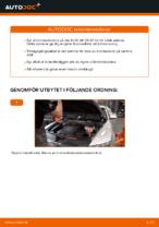 Bilmekanikers rekommendationer om att byta AUDI Audi A6 4f2 2.0 TDI Hjullager
