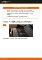 Jak vyměnit zadní brzdové destičky kotoučové brzdy na Audi A6 C6_4F